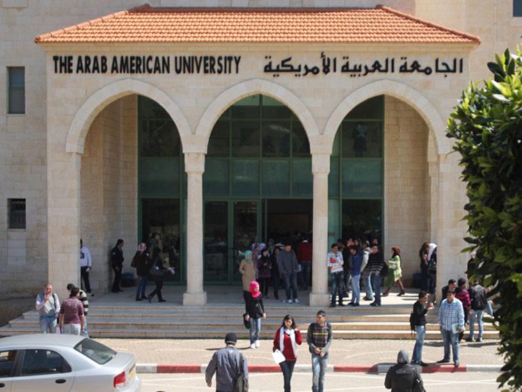الجامعة العربية الأمريكية تستكمل إجراءات التعليم الالكتروني