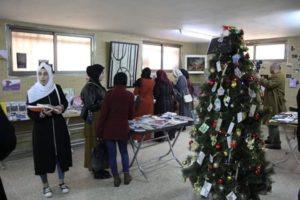 ثقافة جنين تفتتح معرضا للكتاب في جامعة القدس المفتوحة