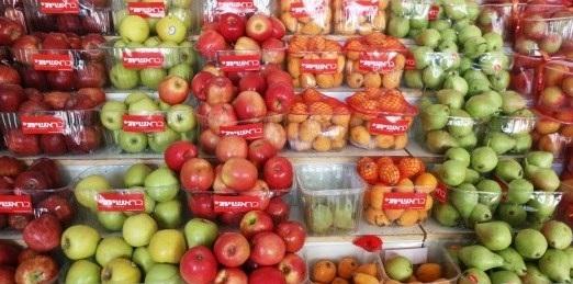 """""""الزراعة"""" تعاود السماح باستيراد الخضار والفواكه الاسرائيلية"""