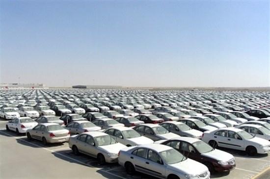 قرار برفع جمارك السيارات المستوردة