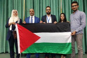 الشباب الفلسطيني يختتم بفعالية مشاركته في اللقاء السادس عشر لشباب العواصم العربية