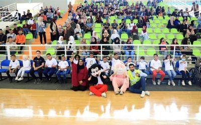 جنين: فعاليات وانشطة داعمة لمرضى السرطان في الجامعة العربية الأمريكية