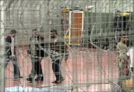 """عزل 100 أسير في معتقل """"المسكوبية"""" في القدس بسبب اشتباه إصابة سجّانة بكورونا"""