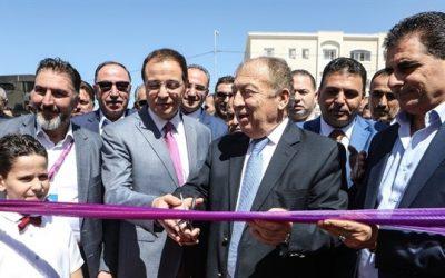"""وزير الاقتصاد يفتتح معرض """"فلسطين الغذائي 2019"""""""