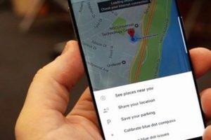 """كيف تعثر على سيارتك باستخدام خرائط """"غوغل""""؟"""