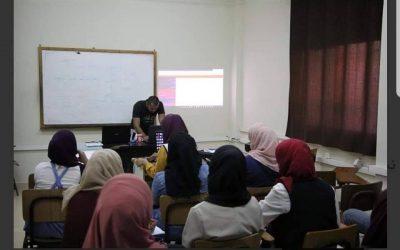 جنين: 5 طالبات من جامعة القدس المفتوحة يكتشفن ثغرات أمنية في مواقع عالمية