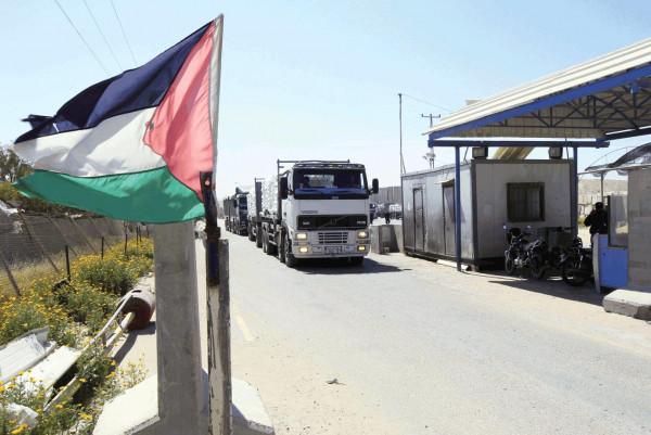 وزير الاقتصاد يتحدث عن قرار وزير الجيش الإسرائيلي وقف الاستيراد من الفلسطينيين