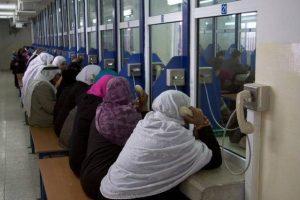 إسرائيل توقف زيارات الأسرى الفلسطينيين