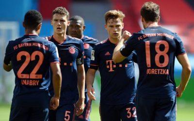 بطولة ألمانيا: بايرن يقترب أكثر من اللقب بفوز مثير على ليفركوزن