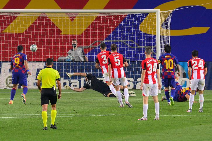 بطولة إسبانيا: برشلونة يستعيد توازنه سريعا ويتصدر موقتا