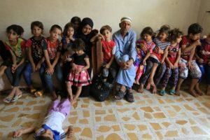 فلسطيني من غزة لديه 42 ابناً ونحو 350 حفيداً