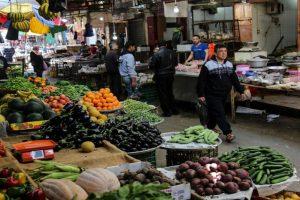 """""""الإغاثة الزراعية"""": تدهور واضح على أسعار الخضراوات في غزة"""