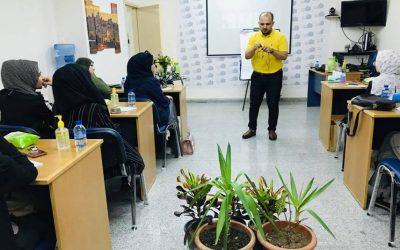 """فلسطينيات تختتم دورة صناعة القصة المرئية عبر """"الموبايل"""""""