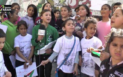فعاليات احياء معركة مخيم جنين الاسطورة اليوم الثاني في جمعية كي لا ننسى