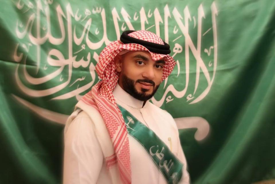 """تكريم الاعلامي السعودي رشاد عبدالله اطفيف  """"سفيرا لمكافحة كورونا"""""""