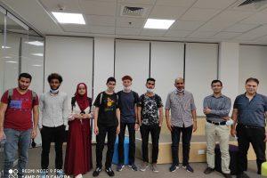 جامعة بوليتكنك فلسطين تشارك في انطلاق فعاليات الاولمبياد الدولي للمعلوماتية
