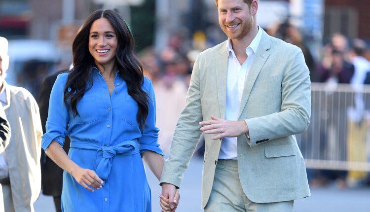طرد الأمير هاري وزوجته ميغان  من العائلة المالكة