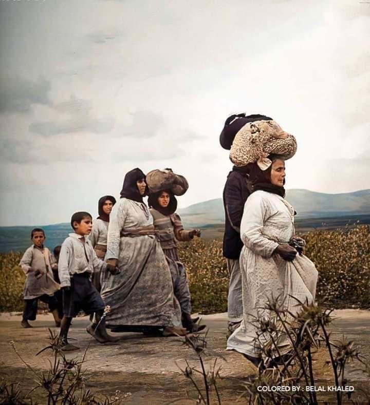 «البقجة» في رحلة التيه الفلسطينية