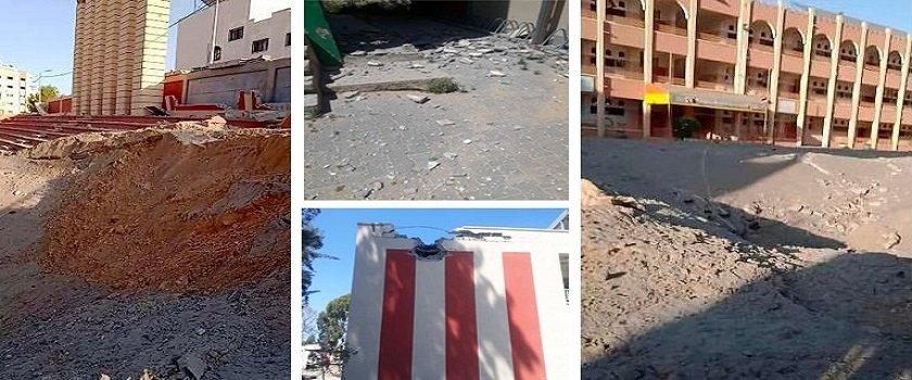 تضرر حوالي 46 مدرسة حكومية بفعل العدوان