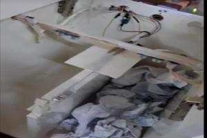 """طالبتان من البوليتكنك تبتكران """"نظاماً ذكياً لإدارة عملية جمع النفايات بالاعتماد على تقنية انترنت الأشياء"""""""