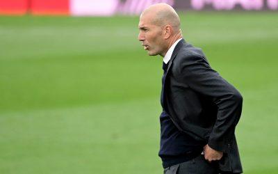 زيدان سيتحدث عن مستقبله مع مسؤولي ريال مدريد في الايام المقبلة