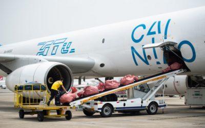 افتتاح مسار جديد للشحن الجوي بين الصين وروسيا