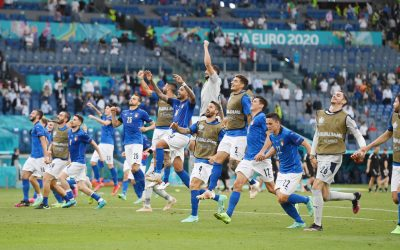 كأس أوروبا: ويلز تخسر أمام إيطاليا وتلحق بها إلى ثمن النهائي وسويسرا رهن الانتظار