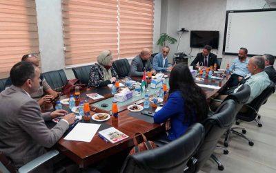 جنين: إطلاق مشروعي محطة الأرصاد الجوية والزراعة الذكية في الجامعة العربية الأمريكية