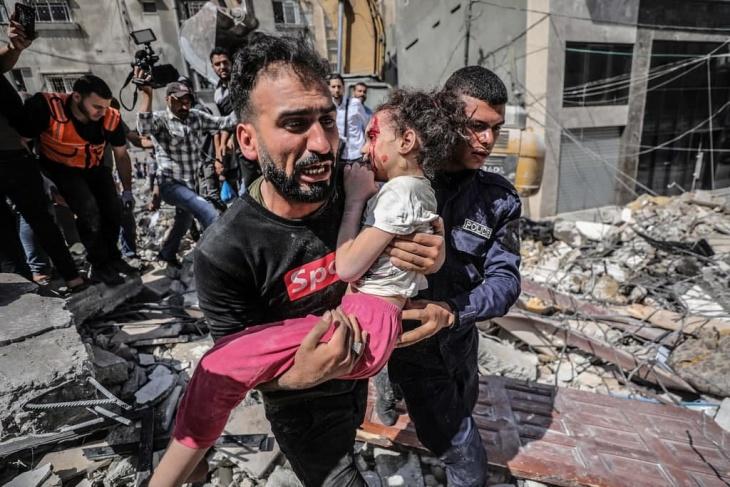 الصحة العالمية: 200 ألف شخص بقطاع غزة بحاجة إلى مساعدة صحية