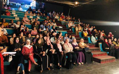 طاقم شؤون المراة يختتم مشروع ( التقليل من عدم مساواة النوع الاجتماعي في فلسطين )