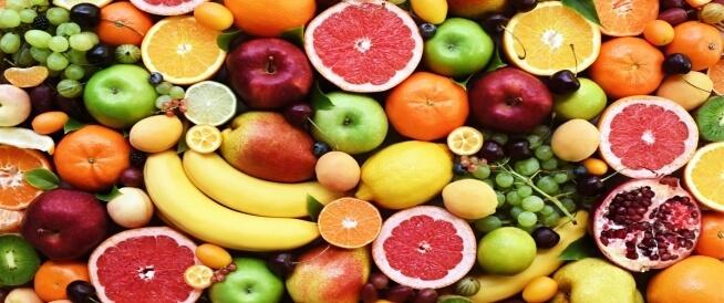 الفواكه المسموح بها في نظام الكيتو