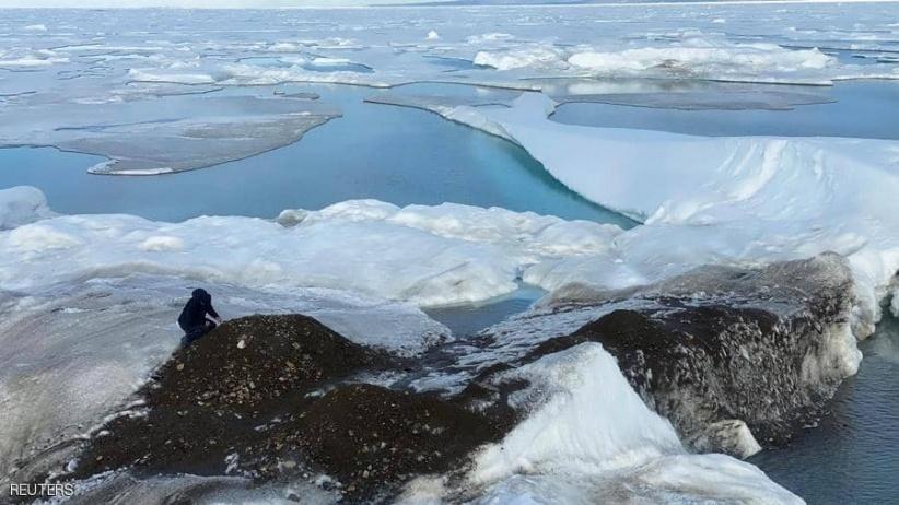 اكتشاف جزيرة تقع في أقصى شمال العالم