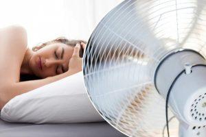 الحر الشديد: كيف تنام خلال موجات الطقس الحار؟