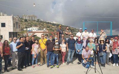 """"""" محميات فلسطين """": السياحة الداخلية المدخل الرئيسي لتحقيق النمو الشامل"""