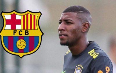 توتنهام يضمّ مدافع برشلونة إيمرسون